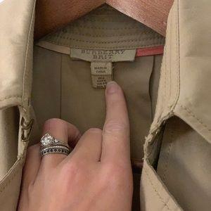 Burberry Dresses - Burberry Brit Trench Vest/Dress • Size 6 (US)
